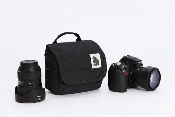 100% De Qualité Étui De Caméra Taille Épaule Sac Pour Canon Powershot Sx720hs G3x Sx70hs Sx540hs