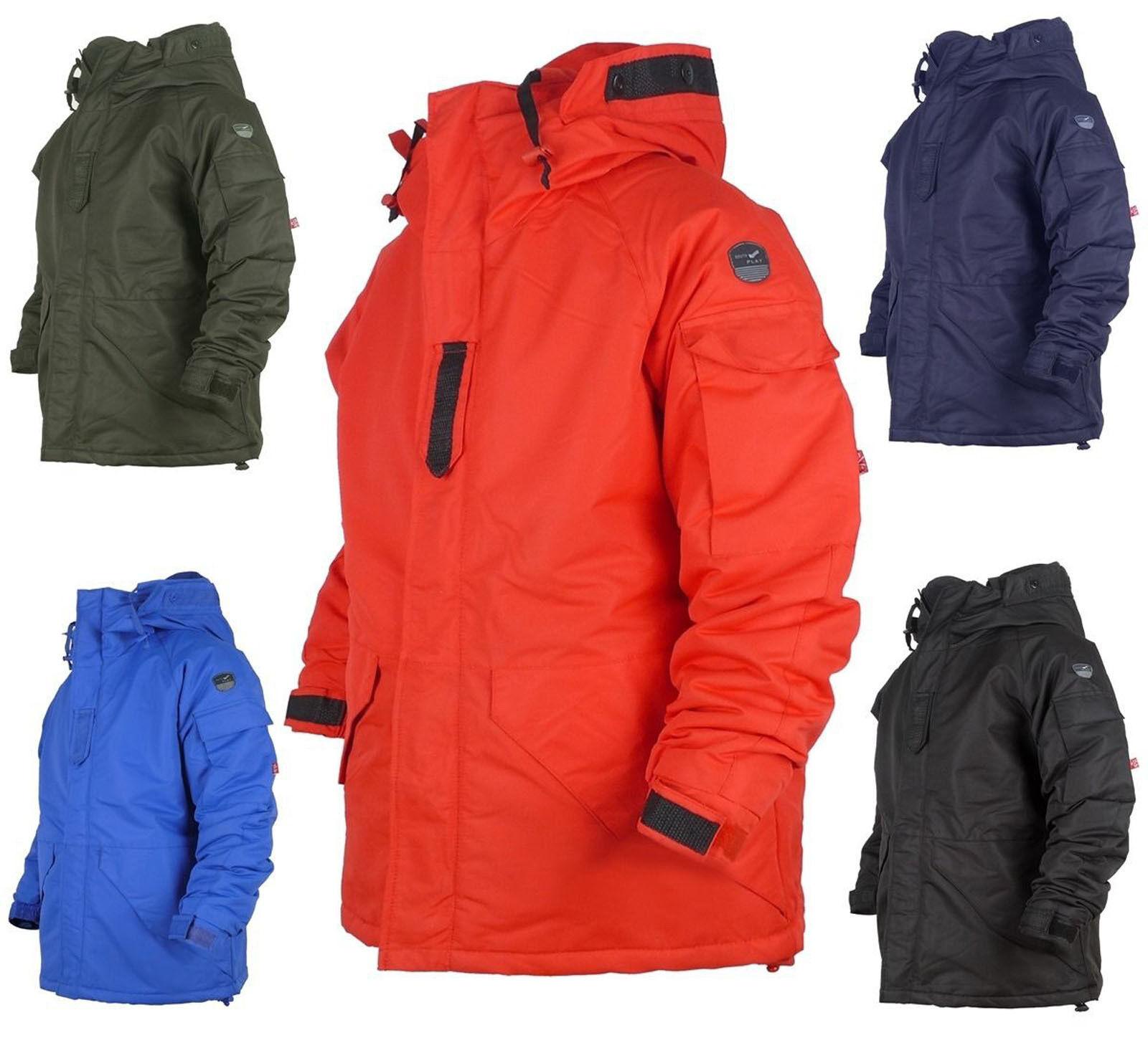 Southplay Mens Winter Premium Waterproof  Military Ski-Snowboard Jacket_BJ104