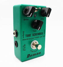 Upgraded TS9 TS808 Hand-made Guitar Pedals Overdrive/Distortion Tube Screamer