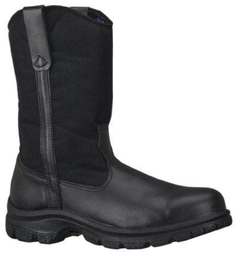 Thorogood Men Softstreet 10 Black Wellington Wellie Soft Toe Work Boot