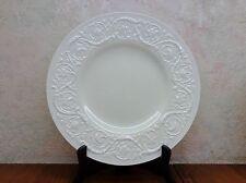 "Wedgwood Patrician Plain 10-1/2"" Dinner Plates, 3 Plates Available VgC"