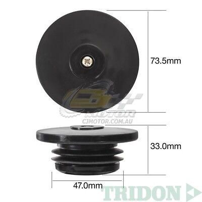 New * TRIDON * Oil Cap For Chrysler Galant GA GD 1.3L GB GC 1.6L