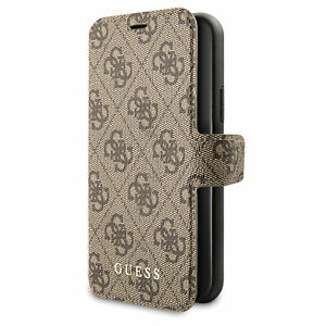 GUESS CUSTODIA ORIGINALE HARD SHOCKPROOF COVER CASE PER APPLE