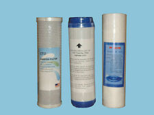 "1 Set 10 ""Osmosi Inversa / Pond filtri per l'acqua"