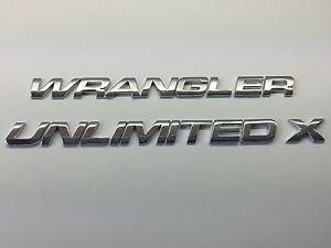 IMPREZA WRX Chrome 3D Emblem Badge Letter Number alphapet logo car truck