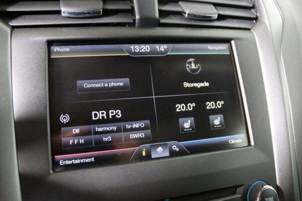 Ford Mondeo 2,0 TDCi 150 Titanium stc. aut. billede 14