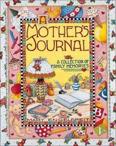 NEW-A-Mother-039-s-Journal-A-Collection-of-Family-Memories-by-Mary-Engelbreit