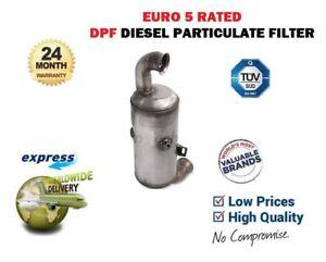 Für 1611322280 1731EQ 9803421780 1611322880 Euro 5 DPF Diesel Partikel Filter