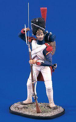 Verlinden 120mm (1/16) Guard Grenadier Loading Musket (Napoleonic era) 1723
