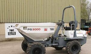 Terex-Benford-PT-amp-PS-3000-Straight-amp-Swing-Dumpers-Parts-Manual