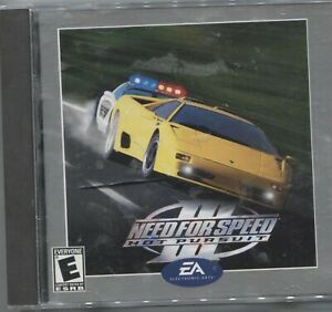 Need For Speed Iii Hot Pursuit Pc 1998 Ebay