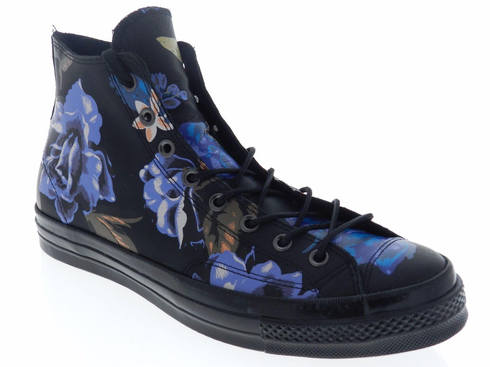 Converse chuck taylor 1970 - uomini dimensioni 9.5 9.5 dimensioni nero scarpe scarpe 148575c floreale 8003c0