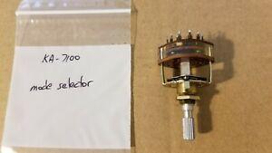 Kenwood KA-7100  amplifier mode selector switch S01-1043-05