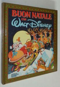 Immagini Buon Natale Disney.Buon Natale Con Walt Disney Mondadori 1986 Prima Edizione Ebay