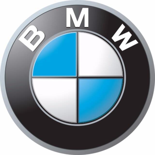 BMW Emblem Logo die cut vinyl decal Car window sticker SIZES Free Shipping