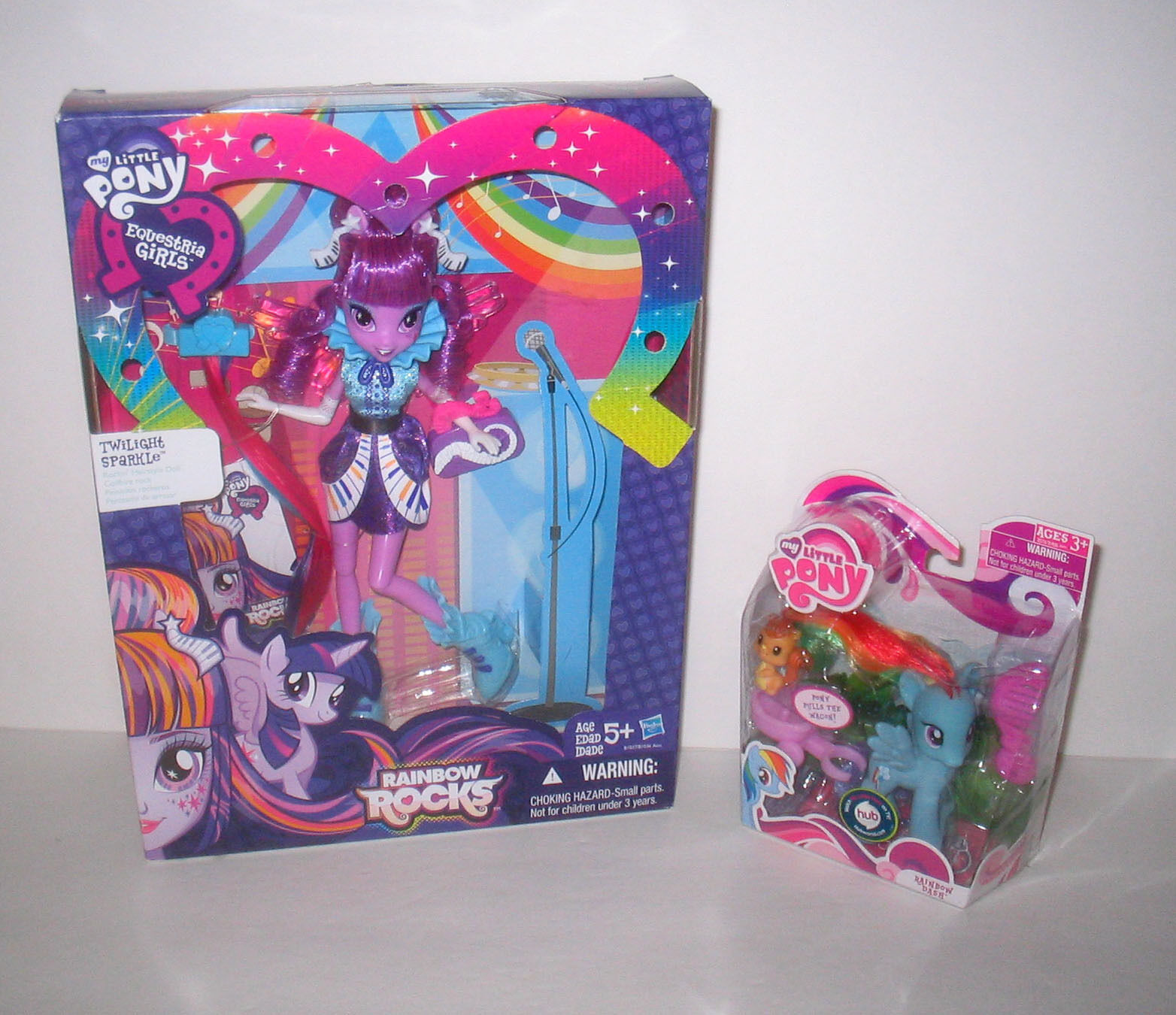 NEW  My Little Pony Toys EQUESTRIA GIRLS GIRLS GIRLS Funko Spitfire Rainbow Dash  NEW 01ef06