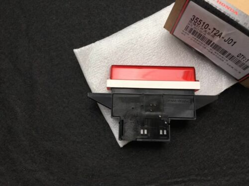 GENUINE OEM RED HAZARD BUTTON SWITCH FOR HONDA ACCORD SEDAN COUPE 2013-2017
