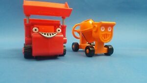 Bob-The-Builder-Muck-And-camion-e-Dizzy-Cement-Mixer