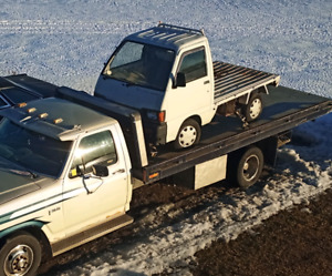 Daihatsu Hijet Climber Mini truck