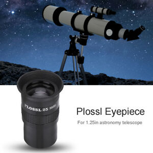 Datyson-1-25-034-Plossl-25mm-Fully-Multicoated-Eyepiece-For-Astronomy-Telescope-NEW