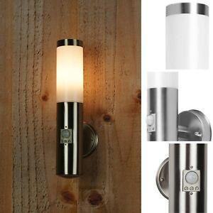 New Outdoor Wall Light Motion Sensor Garden Decor Movement Security