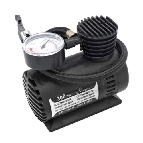 300 PSI 12V Digital Tire Pump Auto Air Compressor Car Tire Inflator Gauge