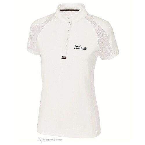 Pikeur señora torneo camisa con 1 2 brazo y Mesh-uso