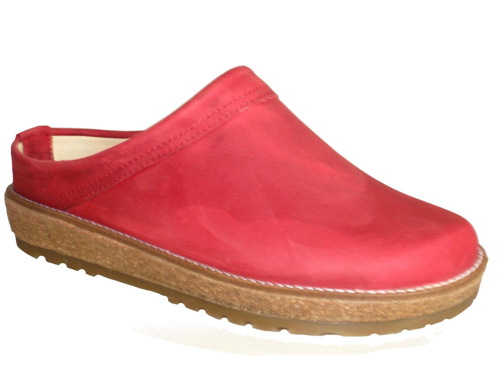 Nuevo Haflinger 818010 Zapatos señora outdoor-Indoor Clogs cuero auténtico zapatillas zapatillas zapatillas h66  compras de moda online