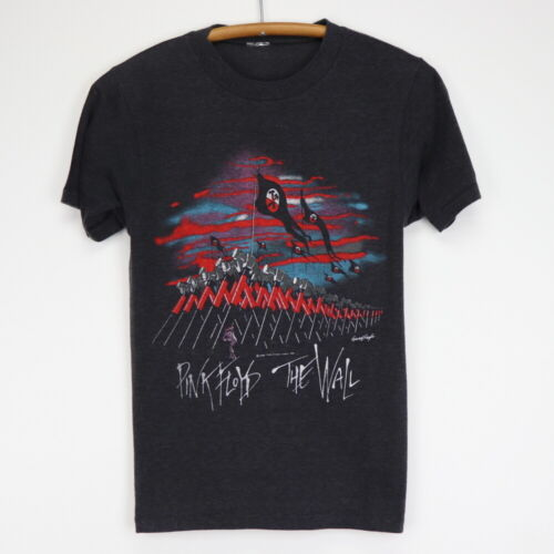 Vintage 1982 Pink Floyd The Wall Shirt