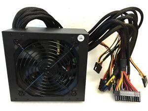 1000-Watt-1000W-Black-12cm-Quiet-Fan-ATX-Power-Supply-PSU-SLI-ATI-nVidia-Ready