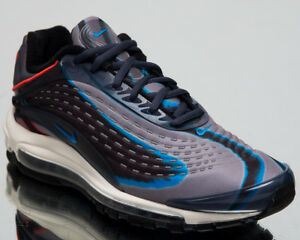 2b075fd49d035 Nike Air Max Deluxe Lifestyle Shoes Thunder Photo Blue 2018 Sneakers ...