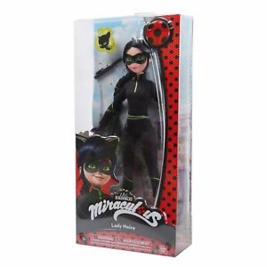 Miraculous-Lady-Noire-10-5inch-Action-Figure-Original-Bandai-New-In-Box