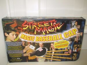 Street-Magic-Box-Set-with-Magic-Baseball-Cap-and-Instructional-DVD-Ages-8