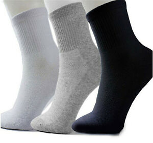 2 pairs Men/'s 100/% Brand New Socks Thermal Casual Soft Cotton Sport Sock for man