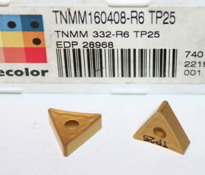 TPMM 332 R6 TP25 SECO INSERT