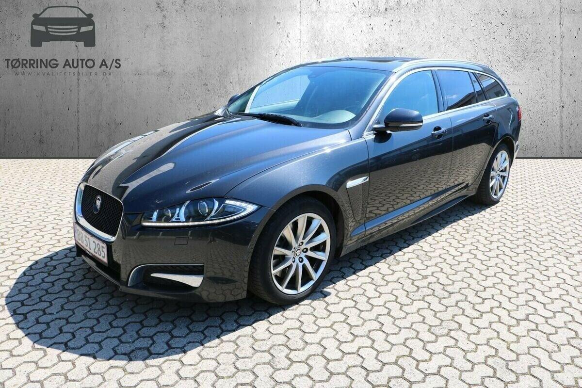 Jaguar XF 3,0 D V6 S Portfolio SB aut. 5d