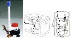 Rule 202K Portable Aerator Kit