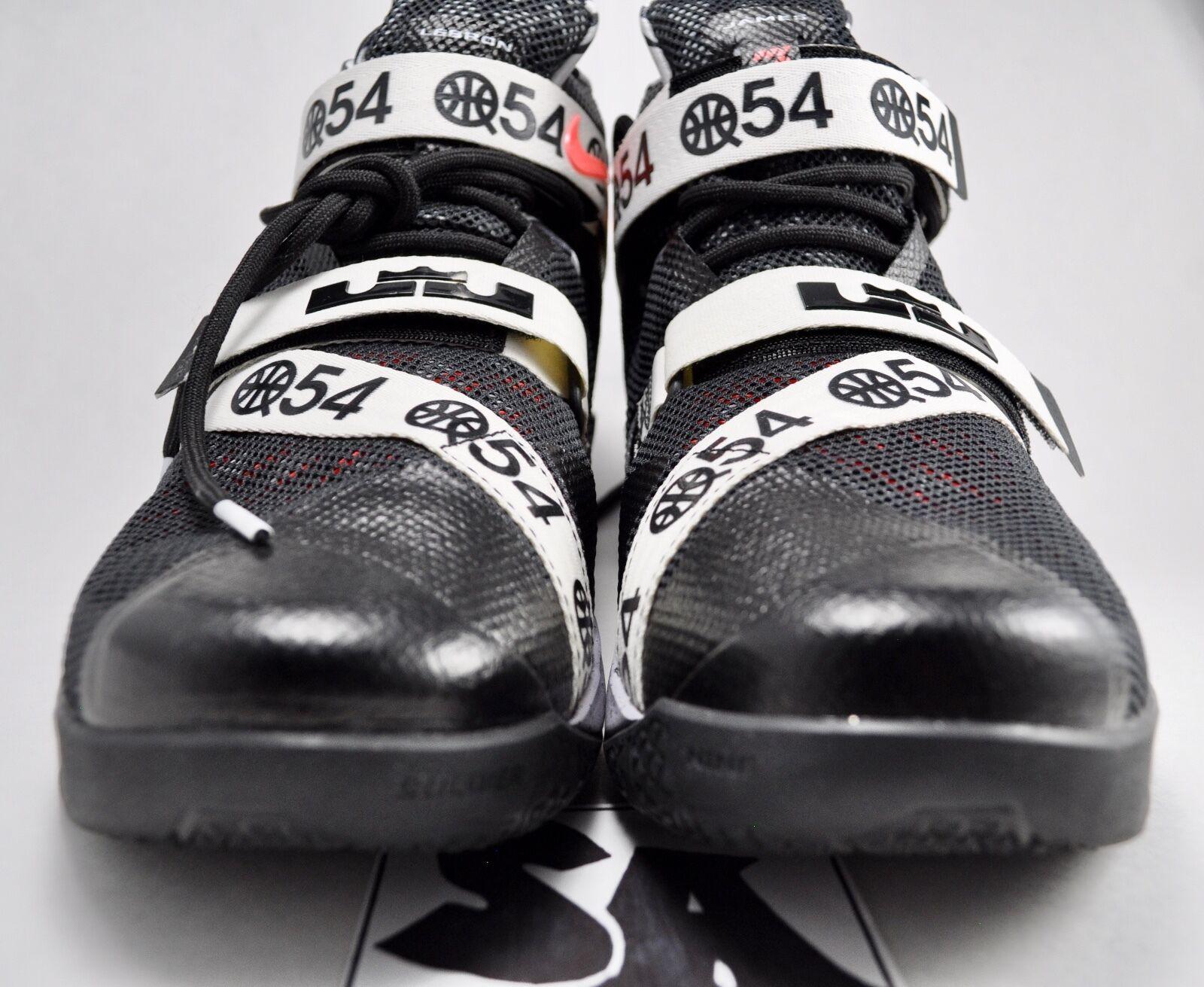 Quai54 Nike Lebron Soldier IX LMTD Q54 810803 015 Size 11