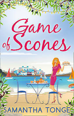 1 of 1 - GAME of SCONES by Samantha Tonge  (Paperback, 2016) New