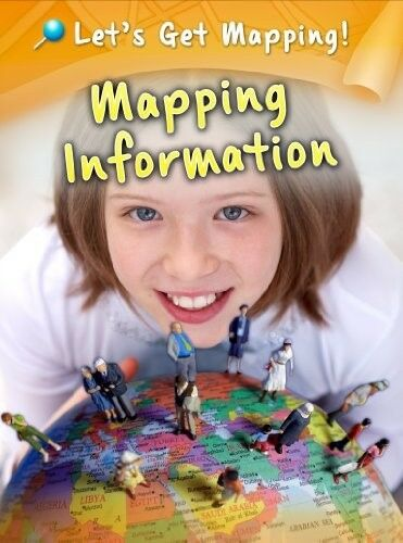 1 of 1 - Mapping Information (Let's Get Mapping!), New Books