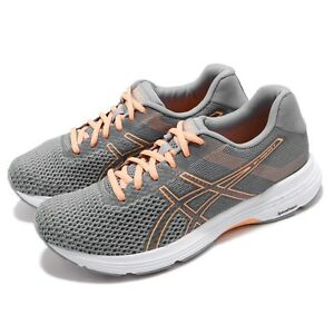Details about Asics Gel-phoenix 9 Grey Orange White Women Running Shoes  Sneakers T872N-020