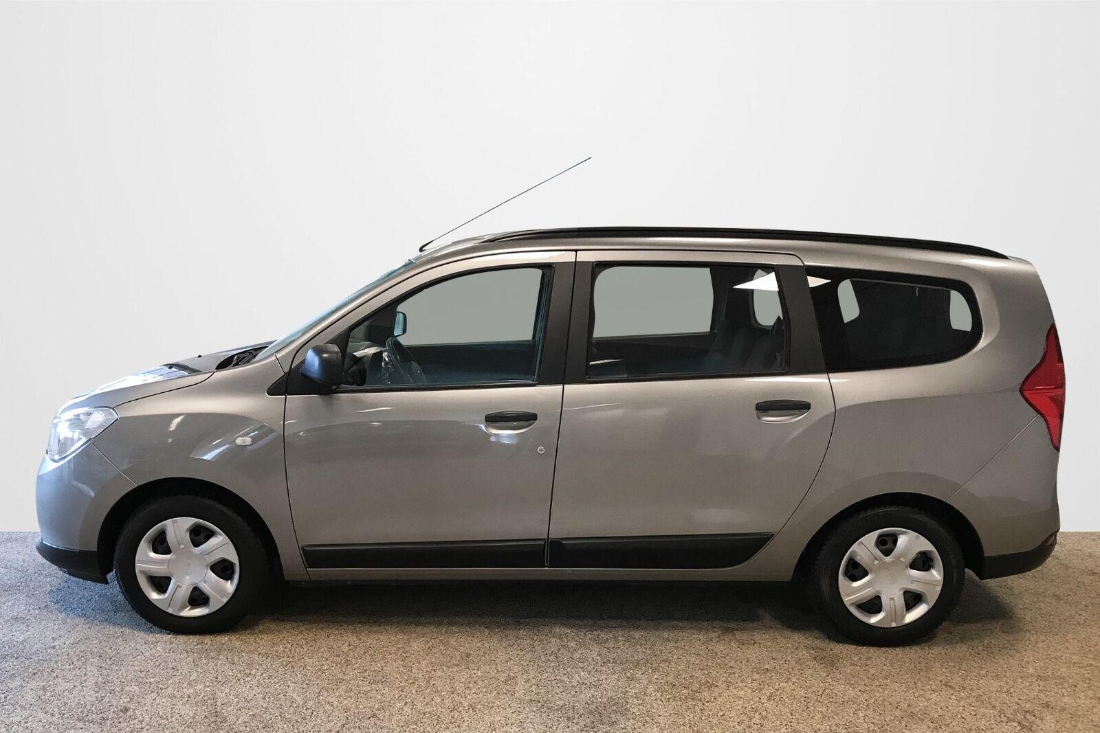 Dacia Lodgy 1,5 dCi 90 Ambiance 7prs - billede 1