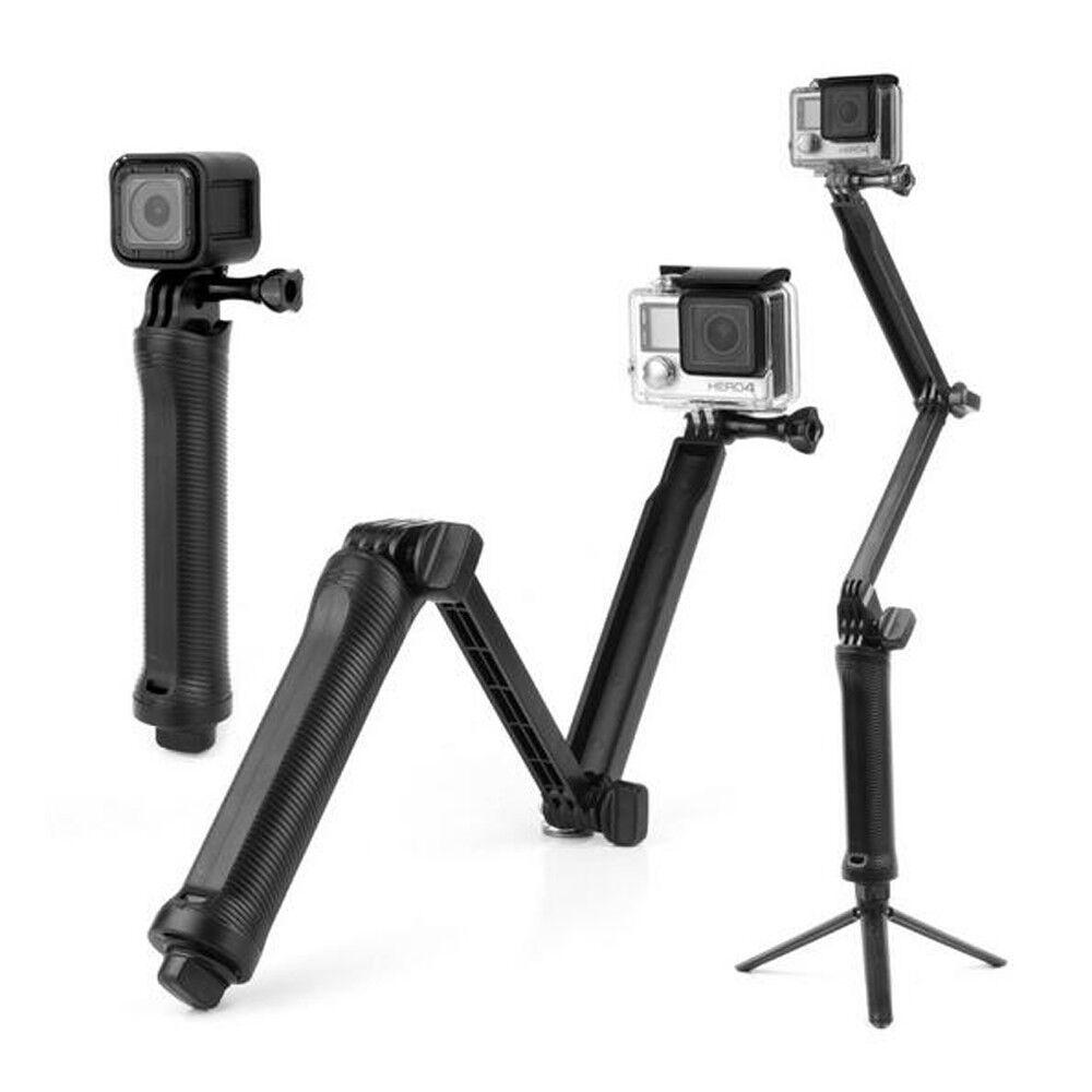 GoPro HERO7 Black Action Camera Accessories Kit For Go Pro Hero 6/5/4 New Model 10