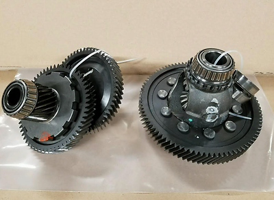 Ford Transit Differential Set Up