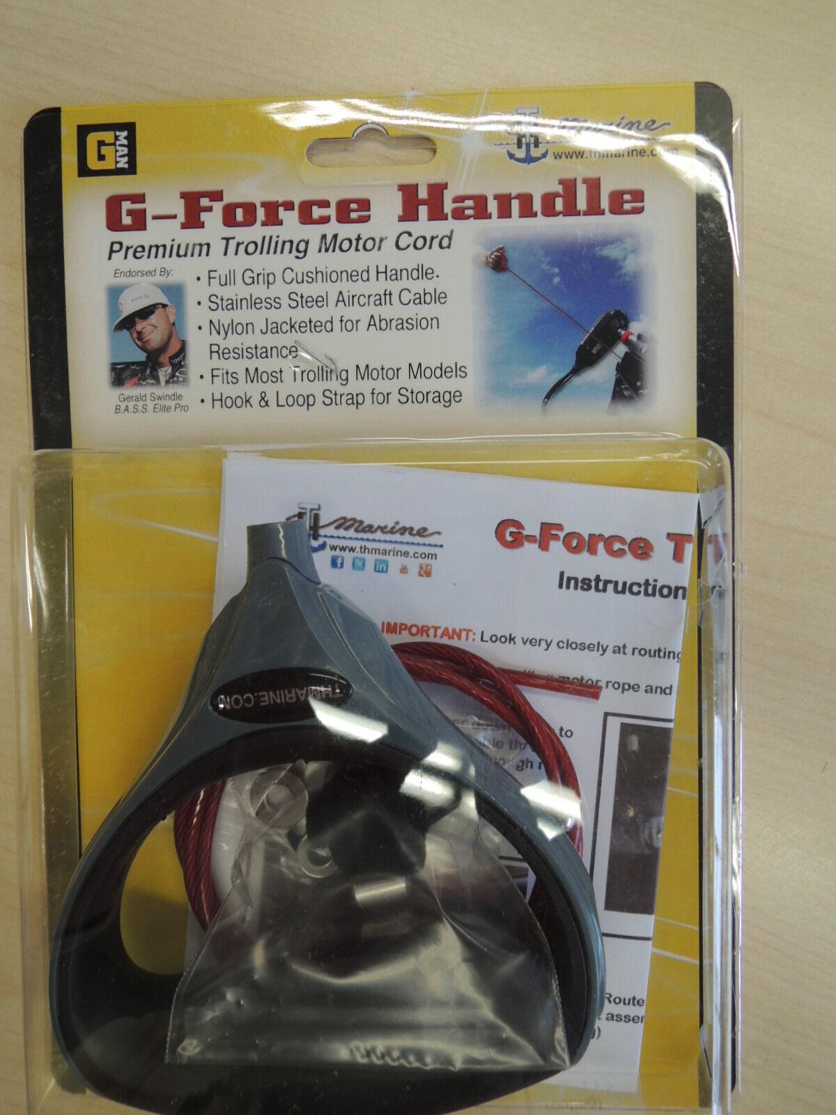 G Force Handle by TH Marine Minn Kota Motorguide trolling motor accessory