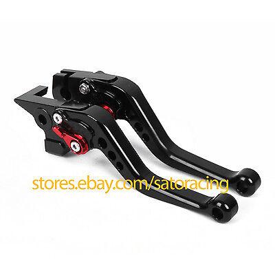 CNC Short Adjustable Brake Clutch Levers Set For Honda CBR125R/150R 2004-2012