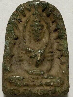 PHRA SUMKOR KONHOY LP RARE OLD THAI BUDDHA AMULET PENDANT MAGIC ANCIENT IDOL#2