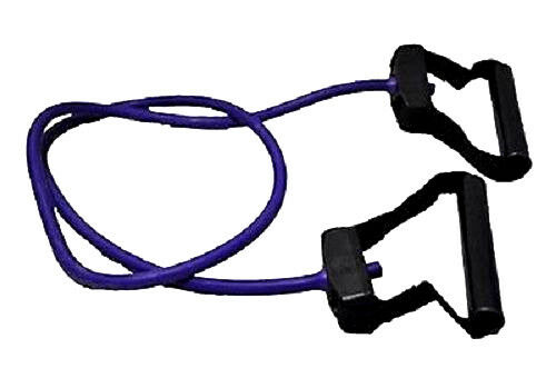 Perform Better First Place Light Resistance PURPLE Exercise Tubing w// Handles