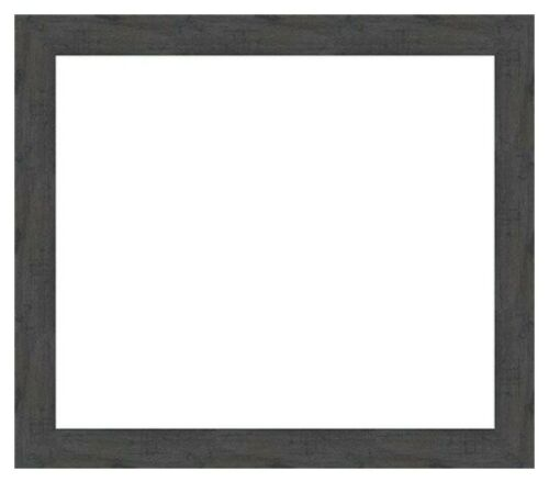 """US ART Frames 1/"""" Distressed Grey Barn Nugget Barn Wood Picture Poster Frame"""