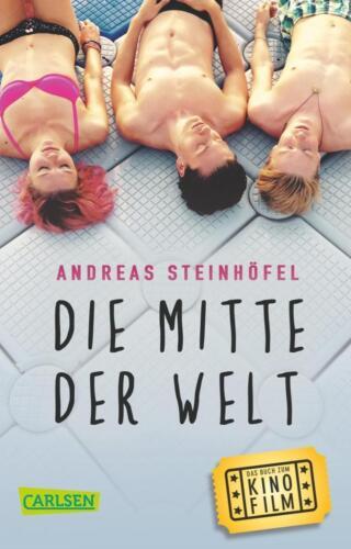 1 von 1 - Die Mitte der Welt (Filmausgabe) von Andreas Steinhöfel (2016, Taschenbuch)